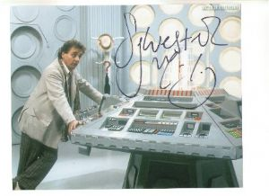 Dr Who star Sylvester McCoy